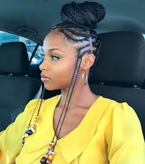 pin up hair styles for black women braided hair best 25 cornrows braids for black women ideas on pinterest