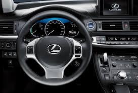 lexus luxury brand lexus ct 200h launched pictures and details autoevolution