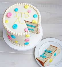 baby shower gender reveal and silly gender reveal cake ideas