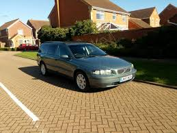 2004 53 reg volvo v70 d5 2 4 diesel 5 speed manual 165 bhp 7