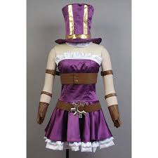 shop league legends lol caitlyn cosplay costume