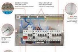 mk garage consumer unit wiring diagram free wiring