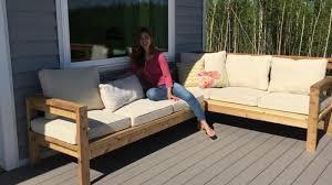 sofa selbst bauen garten sofa selber bauen rheumri