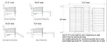 loveseat standard sofa length thesofa loveseat measurements