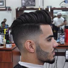 pompadour hair for kids razor faded pompadour pictures photos and images for facebook