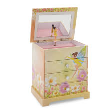 jewelry box 50 musical fairy jewelry box