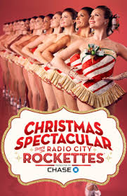 spectacular starring the radio city rockettes broadway