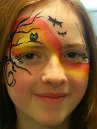 face painting ideas an apt for face painting this season u2026 cute