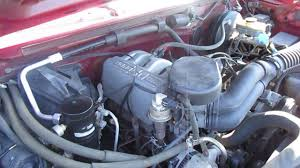 Ford F150 Truck Engines - 1994 red ford flareside truck engine youtube