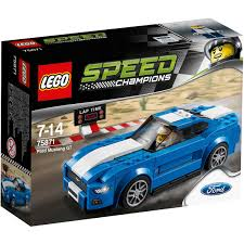 lego ford set lego speed champions ford mustang gt 75871 big w