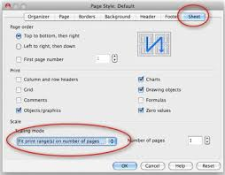 how to shrink worksheet for printing in calc u2013 openoffice techie