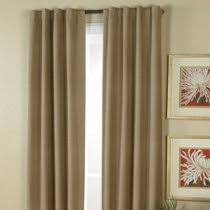 Home Theater Blackout Curtains Absolute Zero Velvet Blackout Home Theater Curtain Panel