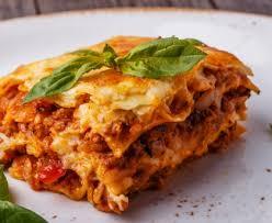 recette cuisine lasagnes à la bolognaise très facile recette de lasagnes à la