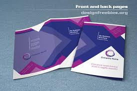 brochure template indesign free free bifold booklet flyer brochure indesign template no 1 free
