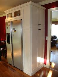 Kitchen Pantry Cabinets Best 25 Free Standing Pantry Ideas On Pinterest Standing Pantry