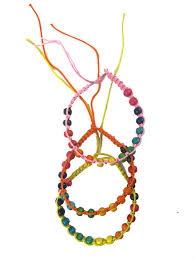 beads friendship bracelet images 3 brightly coloured bead friendship bracelets jpg