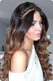braided hair headband top 9 ombre hairstyles for back to school ombre hair style