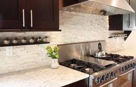 Neutral Kitchen Ideas - warm storage neutral kitchen backsplash ideas pertaining to