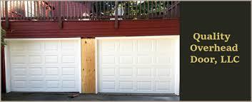 Overhead Door Repairs Quality Overhead Door Llc Provides Garage Door Replacement And