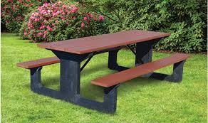 kirby built picnic tables goliath commercial picnic tables kirbybuilt products