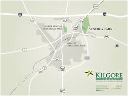 kilgore map city of kilgore kilgore economic development corporation