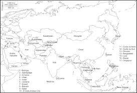 carte monde noir et blanc cartes localisation des pays