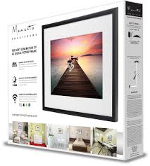 amazon com memento 35 in 4k smart digital photo frame camera