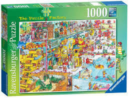 puzzle puzzle factory 1000 piece jigsaw puzzle free delivery