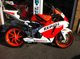 honda vfr 400 north east customs paint worktel 01429 861178email