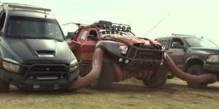 monster trucks trailer park