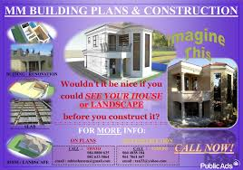 building house plans and landscape designs soweto public ads