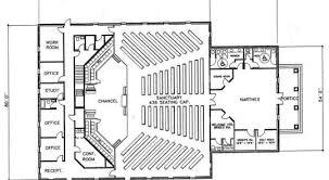 Small Church Building Floor Plans 34 Church Floor Plans And Designs Church Plan Source Home Church