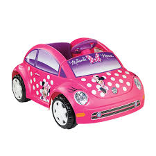 volkswagen christmas power wheels fisher price 6 volt volkswagen ride on minnie mouse