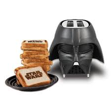 Superhero Toaster Star Wars Darth Vader Toaster Only 49 99
