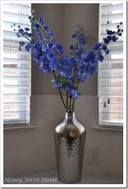 Blue Flower Vases Best 25 Tall Flower Vases Ideas On Pinterest Tall Vases Wedding