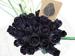 amazon com the original wooden rose halloween all black gothic