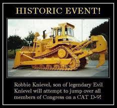 Bulldozer Meme - historic event