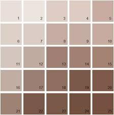 benjamin moore paint colors brown palette 02 house paint colors