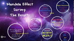design effect in survey mandela effect quantum effect the survey results youtube