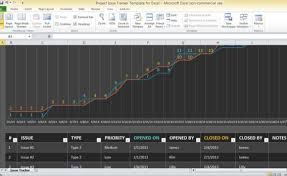 Excel Issue Tracking Template Best Excel Templates For Project Management