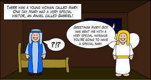 christmas story comic for all ages