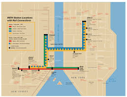 Hudson Florida Map by The Trains U201cfive Trains Each Way Means Ten Trains A Day U201d By