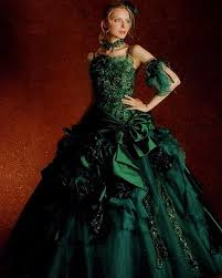 green wedding dress black and green wedding dresses naf dresses