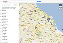Google Map Wisconsin by Plazas Con Wi Fi En La Ciudad De Buenos Aires U2013 Google Maps
