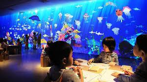 kids today get all the best toys u201csketch aquarium u201d turns doodles