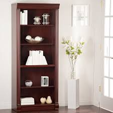 Narrow Bookcases by Furniture Home Cottage Tall Narrow Bookcase With Drawer Design
