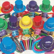 new years kits showboat new year s party kit for 100 party kits for