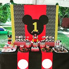 mickey mouse decorations mickey mouse party decoration ideas at best home design 2018 tips