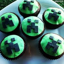 minecraft cupcake ideas minecraft cupcakes these brandons birthday ideas