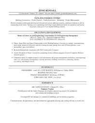 The Best Resume engineering internship resume the best resume